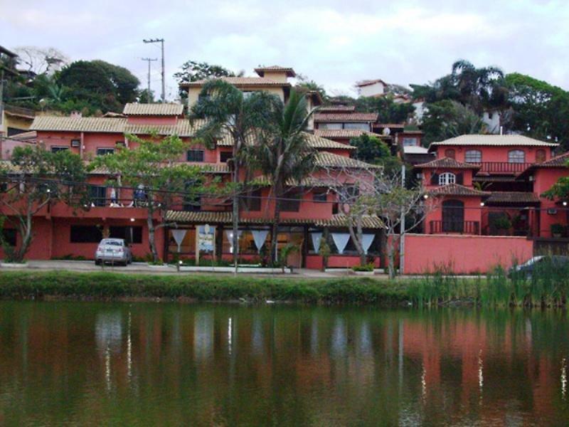 Barra da Lagoa Außenaufnahme