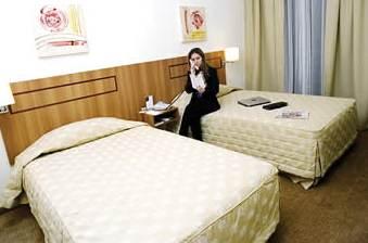 Comfort Hotel Ibirapuera Wohnbeispiel