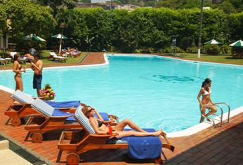 Intercontinental Cali Pool