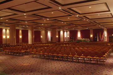 Intercontinental Cali Konferenzraum