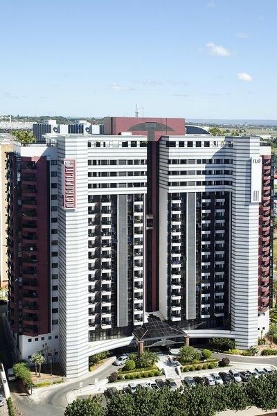 Metropolitan Hotel Brasilia Außenaufnahme