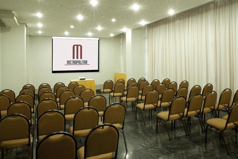Metropolitan Hotel Brasilia Konferenzraum
