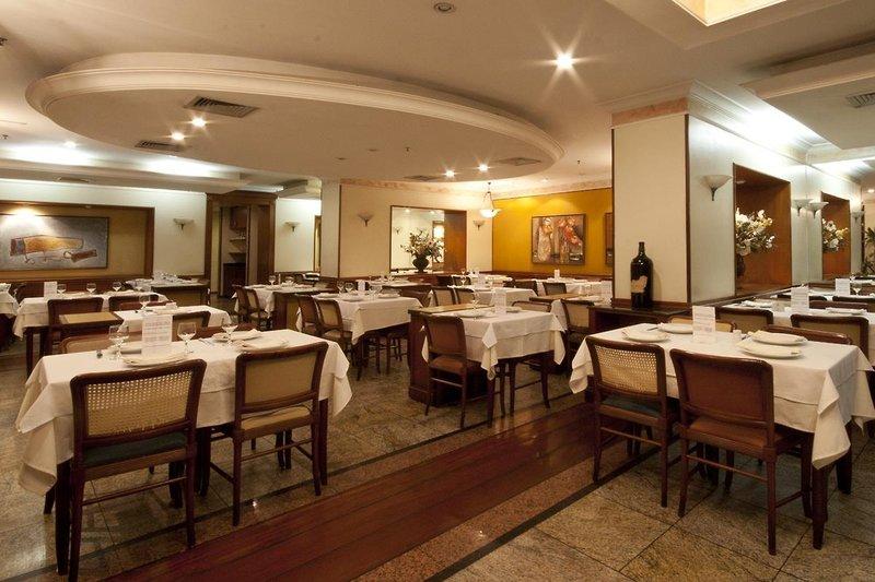 Metropolitan Hotel Brasilia Restaurant