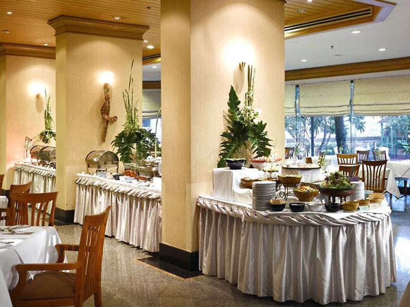 Grand Diamond Suites Hotel Restaurant