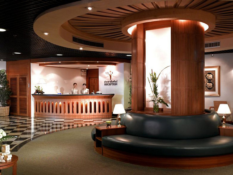 Grand Diamond Suites Hotel Lounge/Empfang