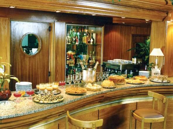 Grand Hotel de La Paix Bar
