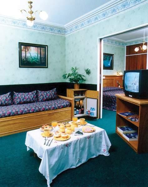Grand Hotel de La Paix Wohnbeispiel