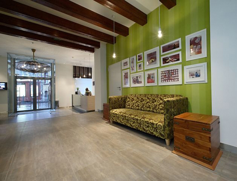 Atrium Fashion Lounge/Empfang