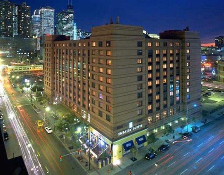 Embassy Suites Chicago Downtown Außenaufnahme