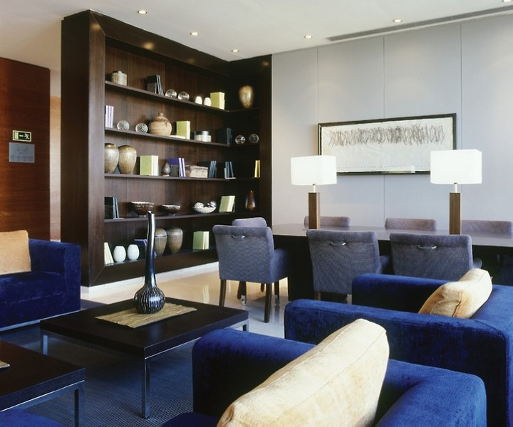 AC Hotel Oviedo Forum Lounge/Empfang