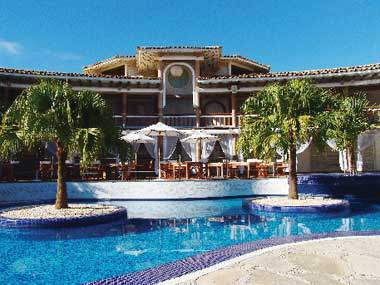 Perola Buzios Design Hotel Außenaufnahme