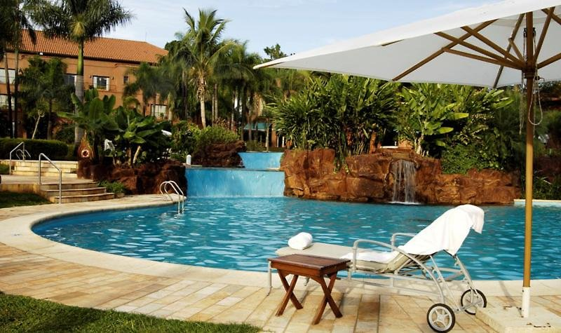 Iguazu Grand Resort Spa & Casino Pool