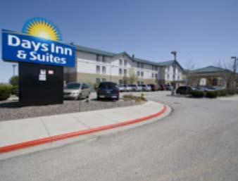 Days Inn & Suites Denver International Airport Außenaufnahme