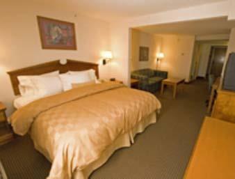 Days Inn & Suites Denver International Airport Wohnbeispiel