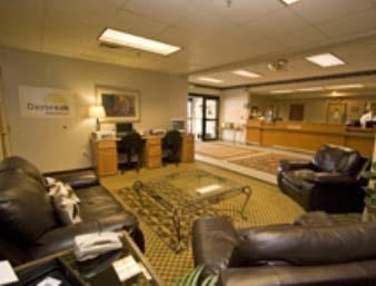 Days Inn & Suites Denver International Airport Lounge/Empfang