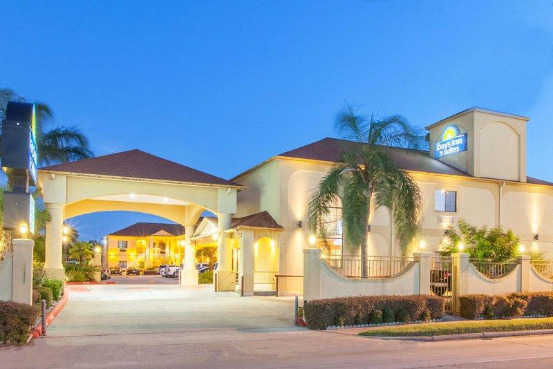 Days Inn & Suites Hobby Airport Außenaufnahme