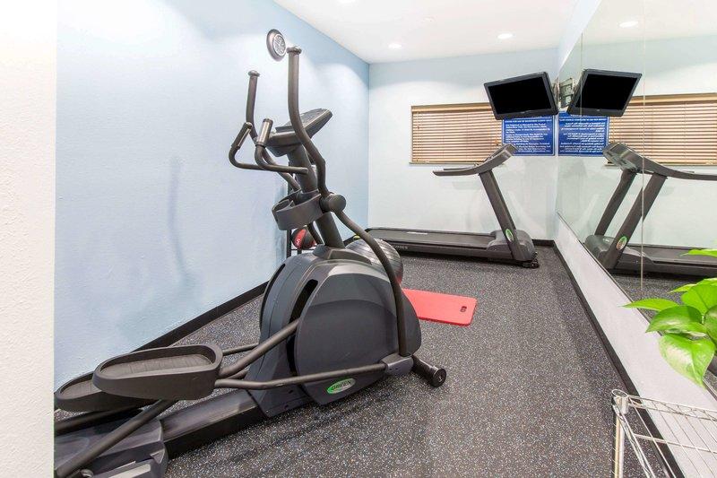 Days Inn & Suites Hobby Airport Sport und Freizeit