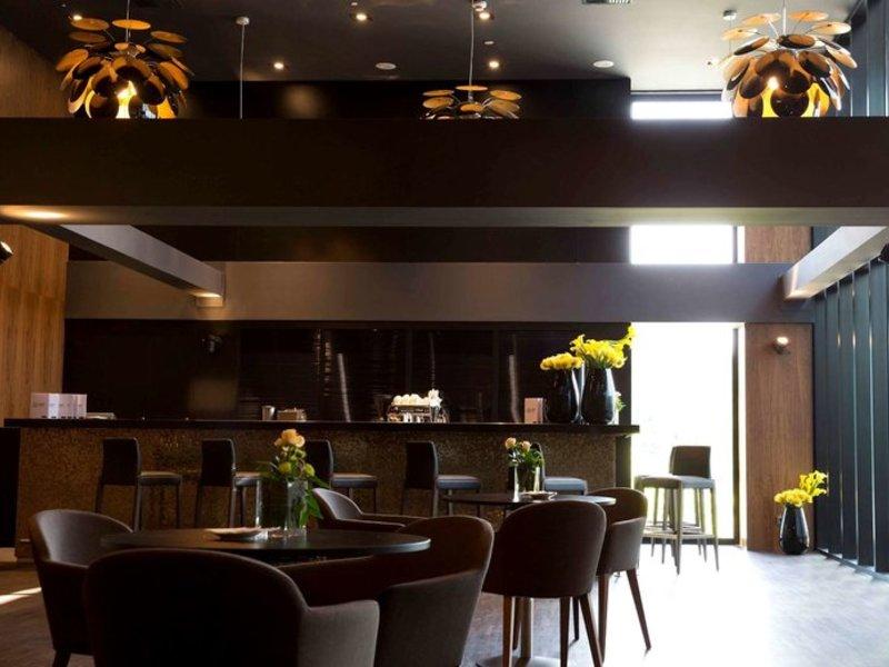 DoubleTree by Hilton Lodz Restaurant