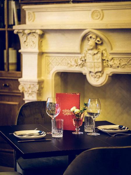 Hotel Gloria de Sant Jaume Restaurant