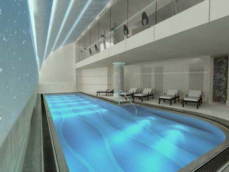 Waldorf Astoria Jerusalem Pool
