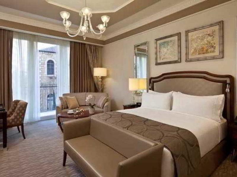 Waldorf Astoria Jerusalem Wohnbeispiel