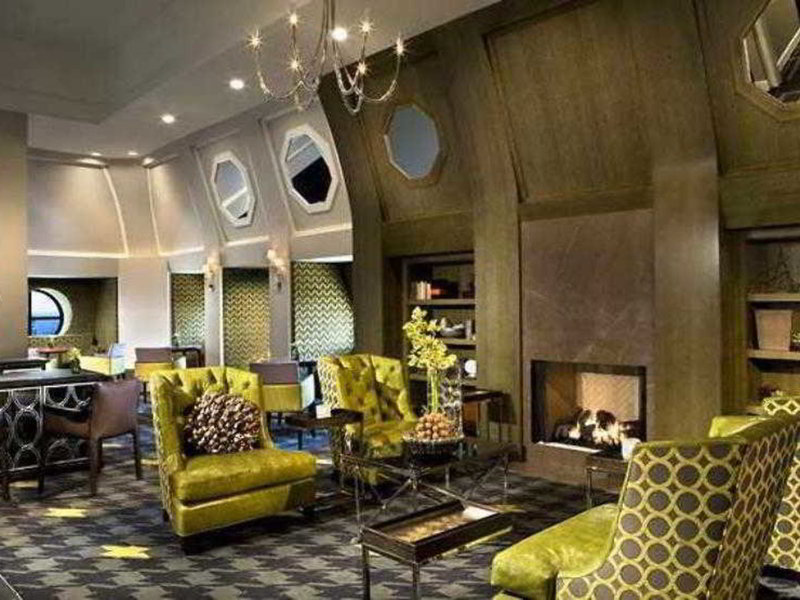The Blackstone, Autograph Collection Lounge/Empfang