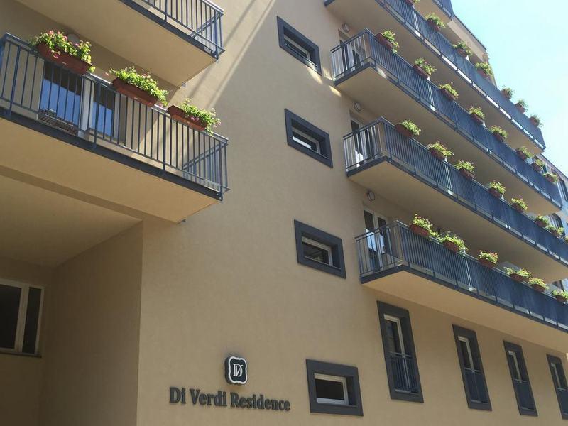 Di Verdi Imperial Hotel Außenaufnahme