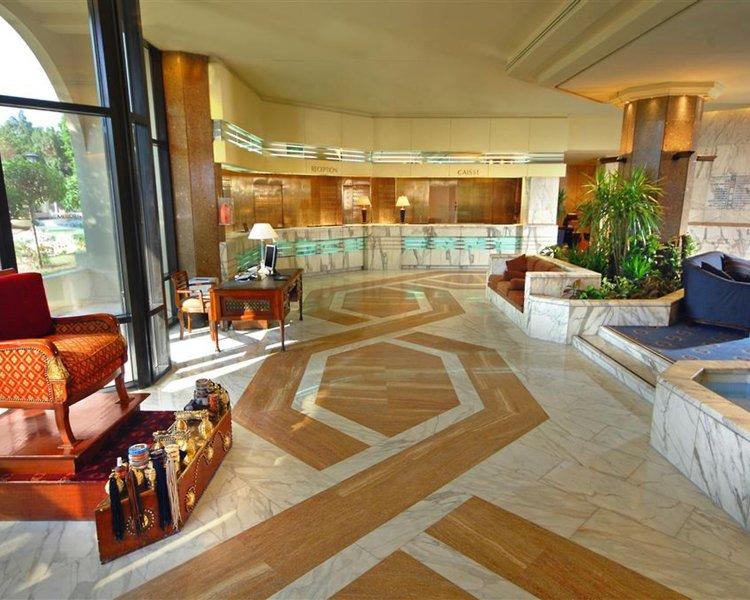 Le Meridien Heliopolis Lounge/Empfang