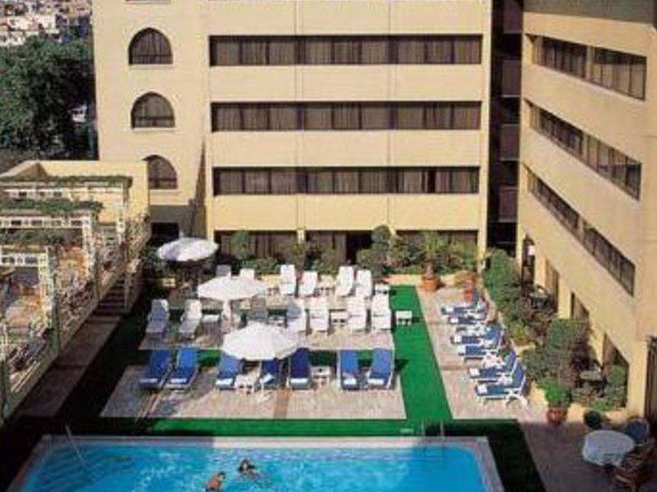 Le Meridien Heliopolis Pool