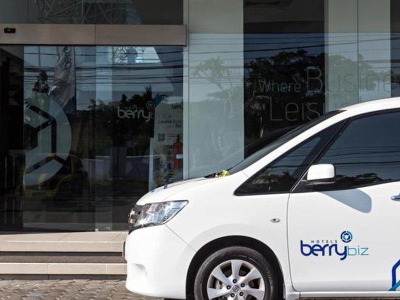 Berry Biz Hotel Sport und Freizeit