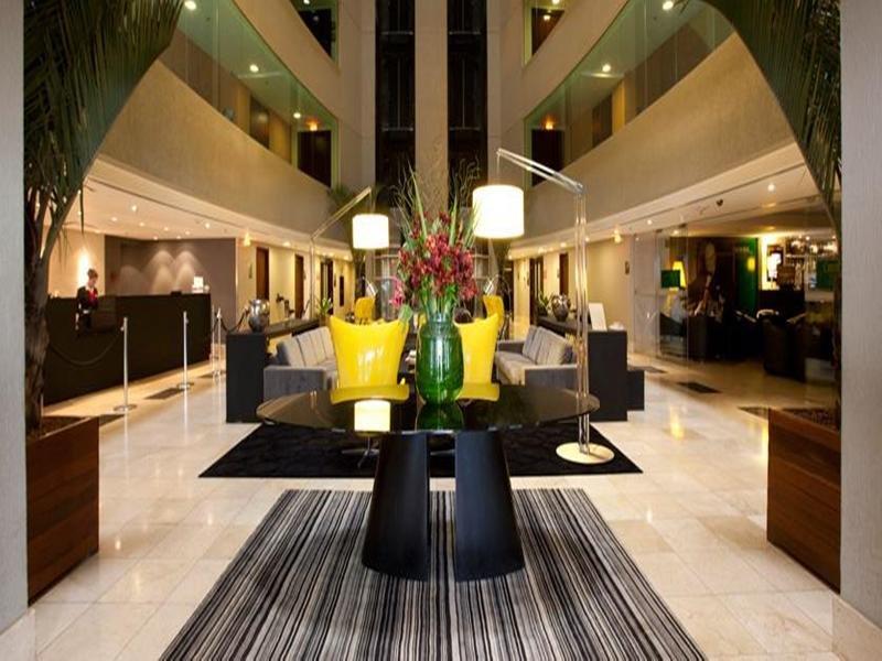Melia Brasil 21 Lounge/Empfang