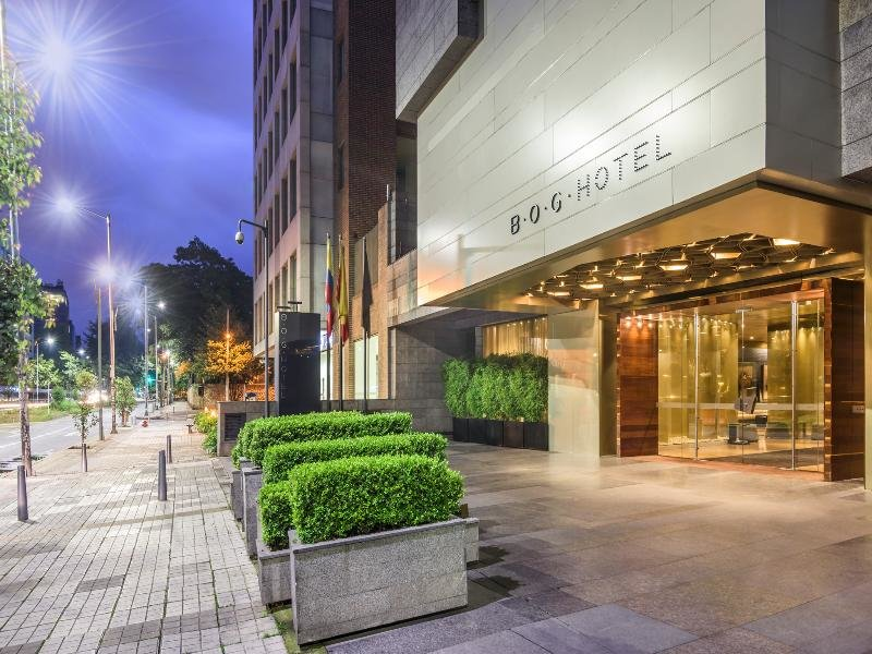B.O.G. Hotel Außenaufnahme