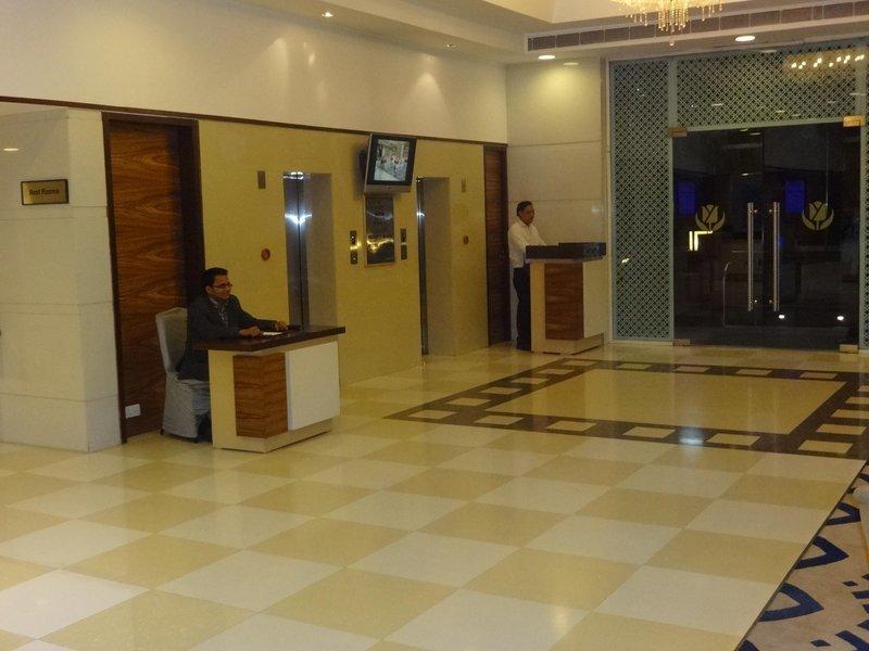 Tulip Inn West Delhi Lounge/Empfang
