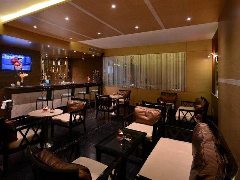 Tulip Inn West Delhi Restaurant
