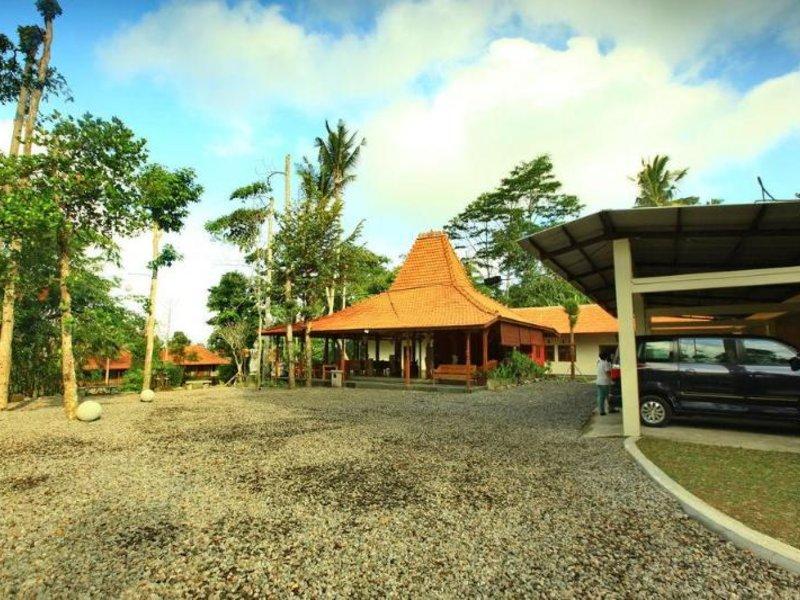 Ubud Heaven Sayan Außenaufnahme