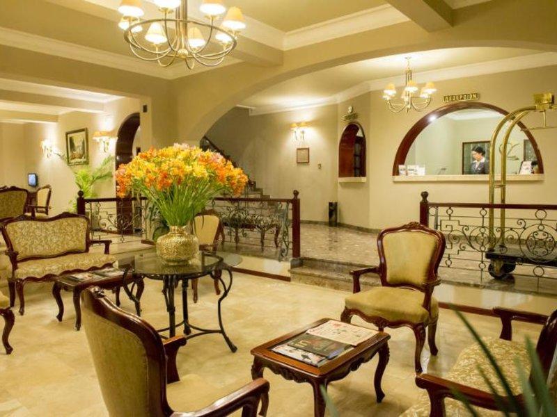 El Cabildo Lounge/Empfang