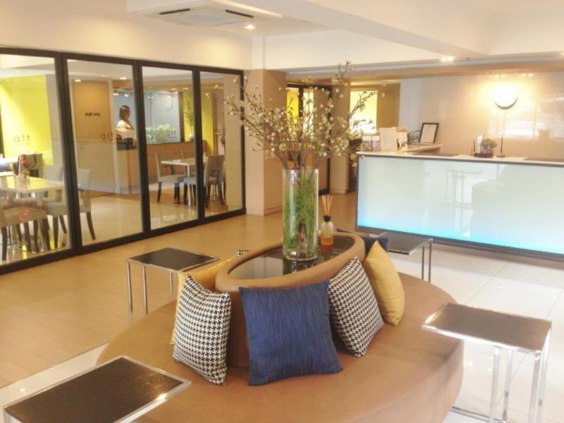 Alt Hotel Nana Lounge/Empfang