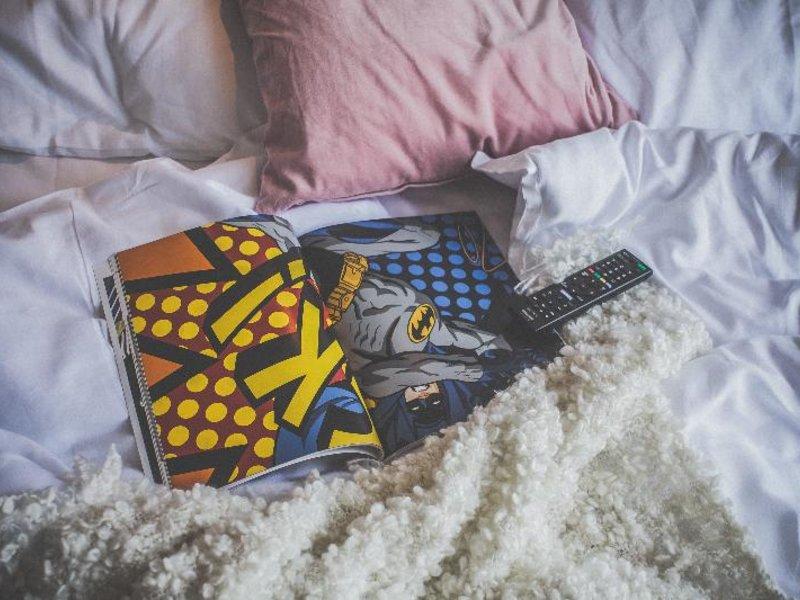 The Magazine Hotel & Apartement Wohnbeispiel