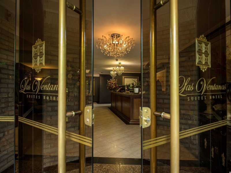 Las Ventanas Suites Hotel Badezimmer