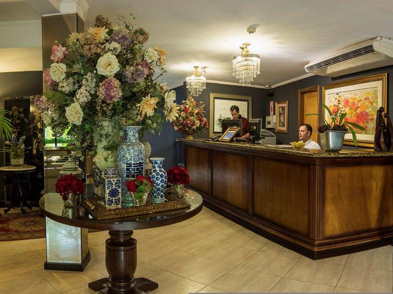 Las Ventanas Suites Hotel Lounge/Empfang