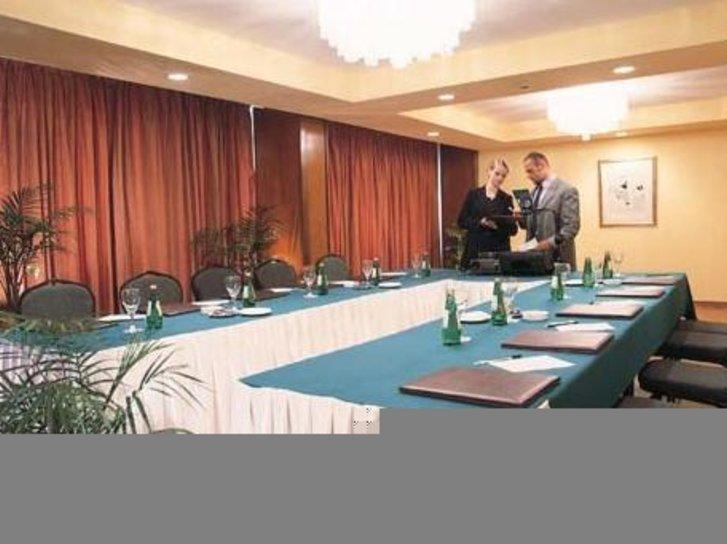 Le Meridien Heliopolis Konferenzraum