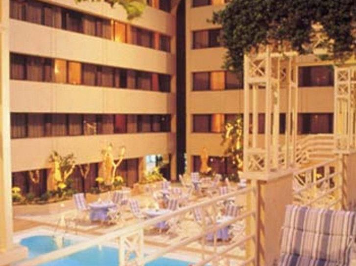 Le Meridien Heliopolis Restaurant