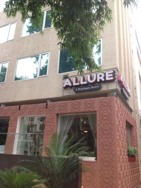 The Allure Außenaufnahme