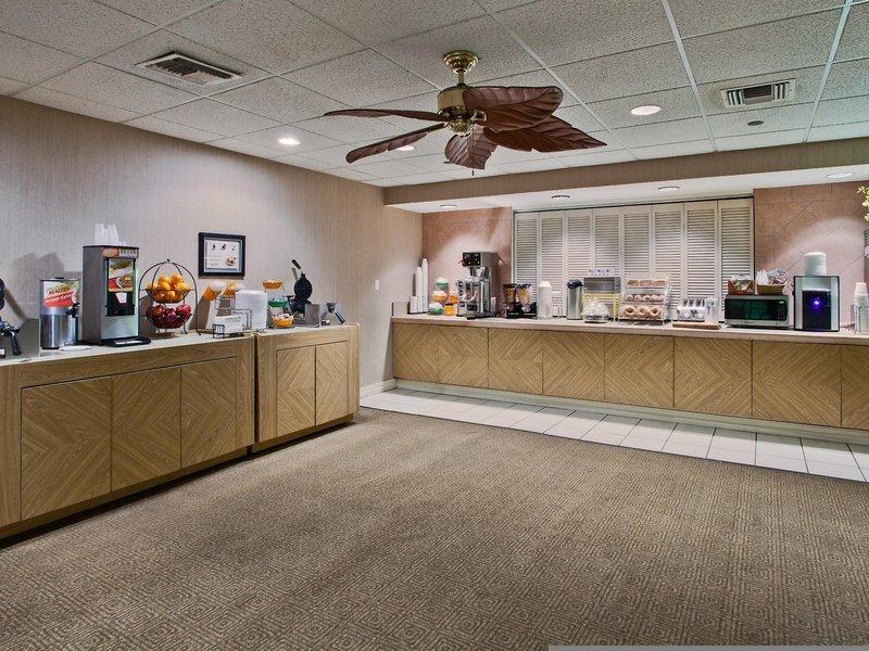La Quinta Inn & Suites Ft. Lauderdale Cypress Creek Lounge/Empfang