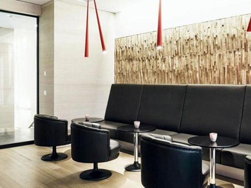 Hotel New Star Lounge/Empfang