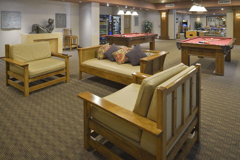 Cancun Resort Lounge/Empfang