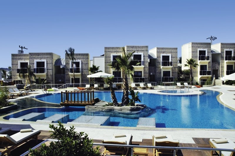 Bodrium Luxury Hotel & YouSpa Pool
