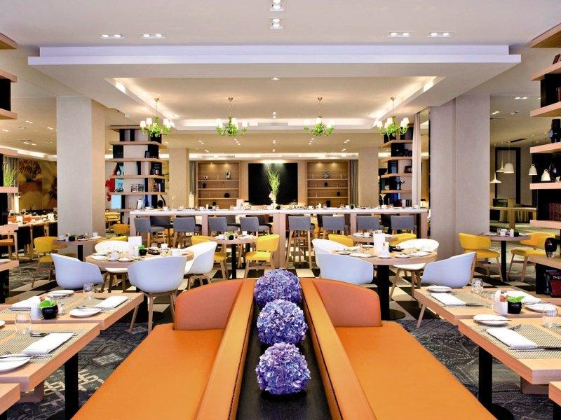 Sofitel Victoria Warschau Restaurant
