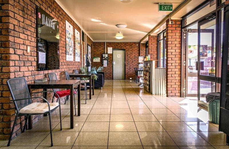 Haven Backpacker Resort Lounge/Empfang