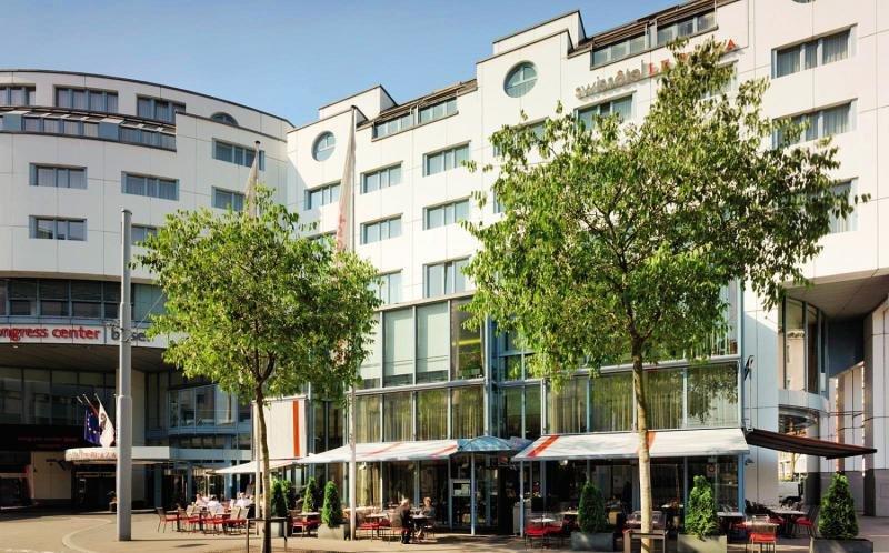 Swissotel Le Plaza Basel Außenaufnahme